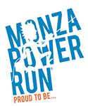 Monza Power Run Logo