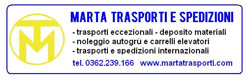 Marta Trasporti - logo