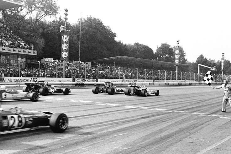 GP d'Italia 1971 Monza