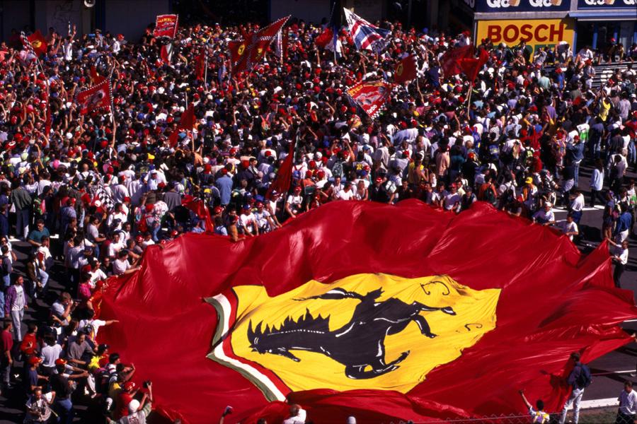Tifosi GP Monza 1996