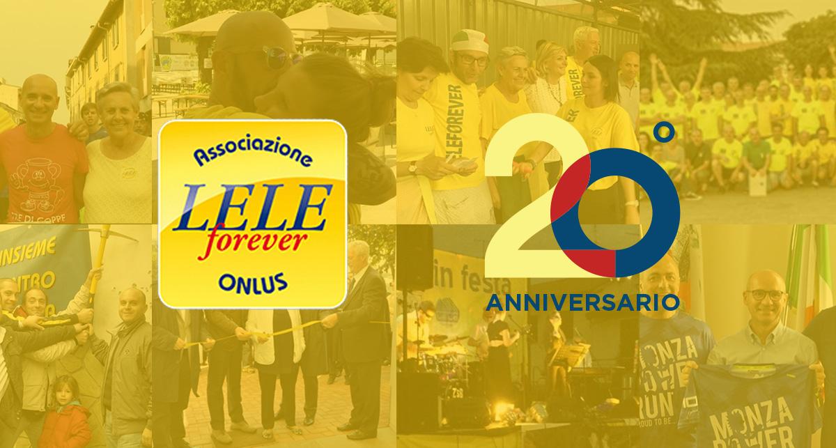 20 anni di Lele Forever Onlus